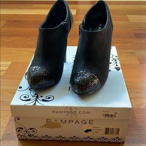 Rampage Black size 6m Heels